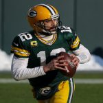 Aaron Rodgers not at Packers OTA's, source tells ESPN