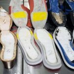 Woman arrested at airport after getting caught smuggling $40,000 of cocaine in shoes