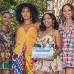 """Bresha Webb thanks 'Run the World' creators for showing that Black women don't have """"to be perfect… to have it all"""""""