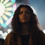 Zendaya shares behind-the-scenes look at 'Euphoria's second season