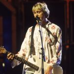 Strands of Kurt Cobain's hair are going up for auction