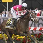 Rombauer wins 2021 Preakness Stakes