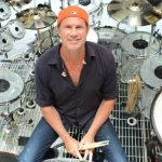 """RHCP's Chad Smith brings the """"explosiveness"""" of drumming into visual art with upcoming exhibits"""