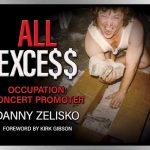 Famed rock-concert promoter Danny Zelisko taking part in live virtual book-signing event Thursday
