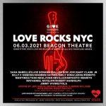 Jon Bon Jovi, Billy Gibbons among stars set to perform at 2021 Love Rocks NYC! benefit concert