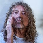 Robert Plant says he's found a trove of unreleased music he wants to be released for free after he dies