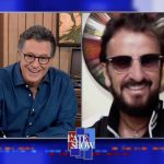 Ringo Starr reveals his favorite Beatles song during recent 'Late Show' appearance