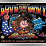Graham Nash, Jackson Browne, Bob Weir performing at virtual 85th birthday bash for Wavy Gravy
