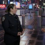 NYPD officer rescues child during Times Square shooting