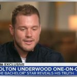 """Bachelor alum Colton Underwood says he was """"blackmailed"""" before coming out as gay"""