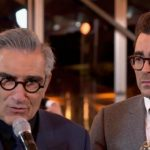 """Dan Levy shuts down rumors that his dad, Eugene, has died: """"News to me"""""""