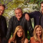 The one where we get a first look at the 'Friends' reunion