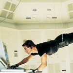 Should you choose to accept it, the original 'Mission: Impossible' film turns 25 Sunday