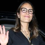 Jordana Brewster offers advice to those who may find Mother's Day difficult to celebrate