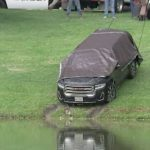 Car with body inside found in pond during search for missing Texas mother, police say