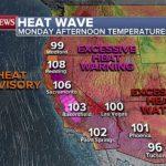 Dangerous heat wave hits the West as Atlantic gears up for hurricane season