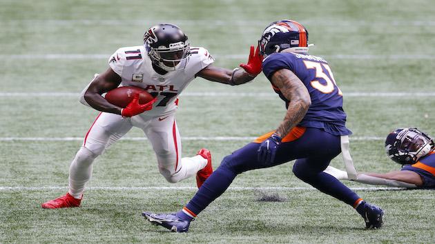 Falcons trade Julio Jones to Titans - WKYM 101.7
