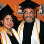 Father-daughter duo graduate college together: 'It's always possible'
