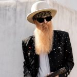 """Watch ZZ Top frontman Billy Gibbons' latest solo music video, """"She's On Fire"""""""