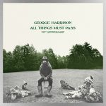 Expansive 50th anniversary reissue of George Harrison's debut album 'All Things Must Pass' due in August