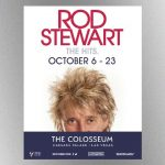 Rod Stewart announces 10th anniversary series of concerts in Las Vegas
