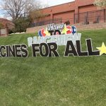 Student-organized COVID-19 vaccine clinic at Colorado high school gives out over 800 shots