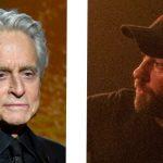Michael Douglas wants John Krasinski to play him in a biopic