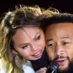 Chrissy Teigen reappears on social media in family snap after being let go from Netflix show