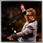 Is Elton John announcing a superstar duets project?