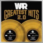 """War premieres """"Behind the Hits"""" animated video; releasing 'Greatest Hits 2.0' compilation in October"""