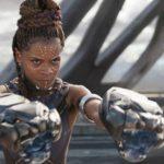 Letitia Wright injured shooting 'Black Panther: Wakanda Forever'