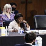 Simone Biles ties mental health struggle at Tokyo Olympics to Nassar sexual abuse