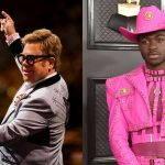 Elton John and rapper/singer Lil Nas X are co-starring in an UberEats commercial