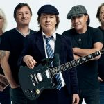 """AC/DC electrifies the 'Mona Lisa' in new """"Through the Mists of Time"""" video"""