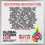 Watch Metallica, Elton John, Green Day & more perform globally Saturday during Global Citizen Live event