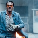 """Frank Grillo on working with his production partner and """"mad genius"""" Joe Carnahan on 'COPSHOP'"""