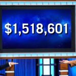 Matt Amodio's 'Jeopardy!' winning streak comes to an end