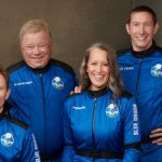 """""""I hope I never lose this feeling"""": William Shatner was overwhelmed upon his return from space"""